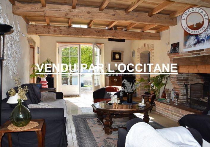 A vendre Maison de caractère L'isle-jourdain | Réf 320071458 - L'occitane immobilier