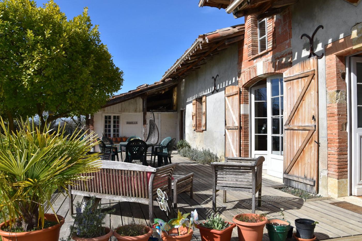 A vendre  L'isle-jourdain | Réf 320071458 - L'occitane immobilier
