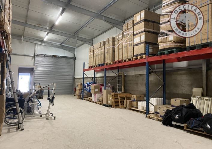 A louer Ateliers et bureaux L'isle-jourdain | R�f 320071493 - L'occitane immobilier