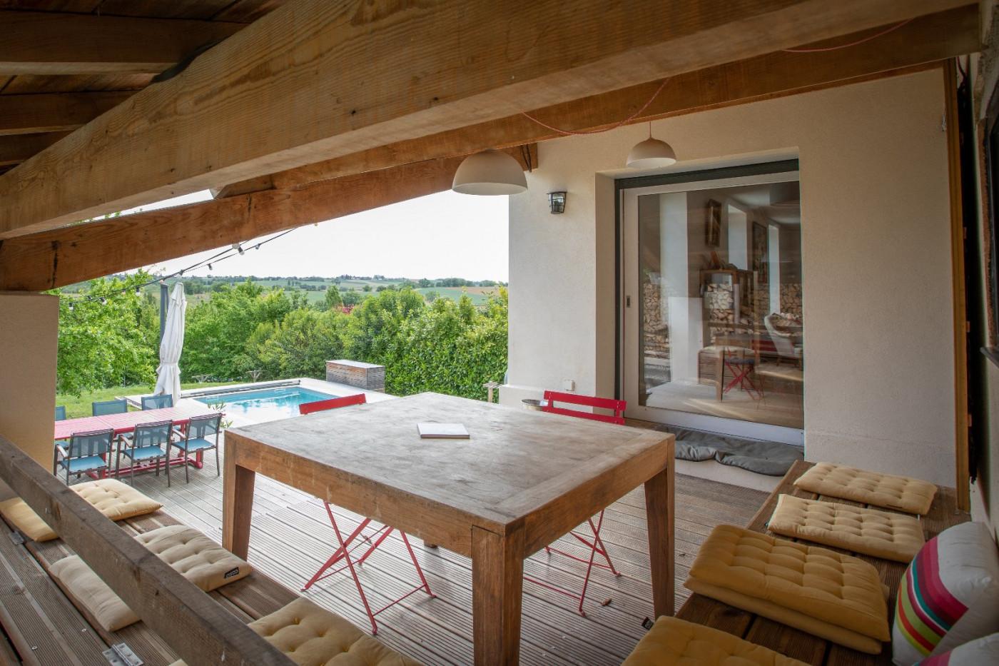 A vendre L'isle-jourdain 320071495 L'occitane immobilier