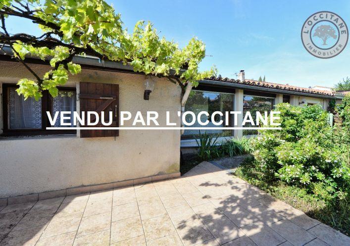 A vendre Maison Fonsorbes | Réf 320071501 - L'occitane immobilier