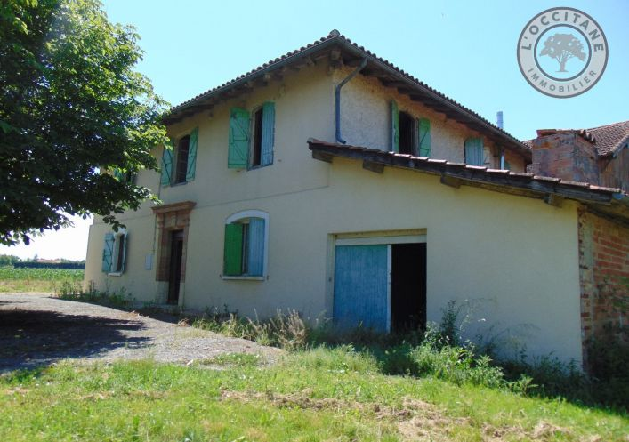 A vendre L'isle-jourdain 320071523 L'occitane immobilier