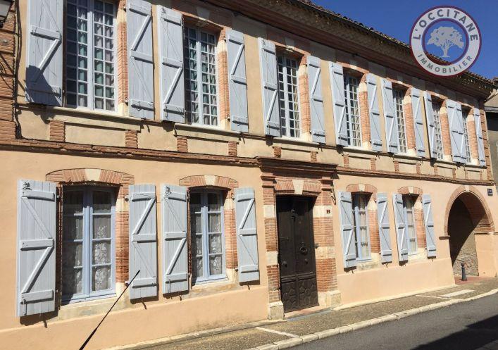 A vendre Maison bourgeoise L'isle-jourdain   Réf 320071534 - L'occitane immobilier