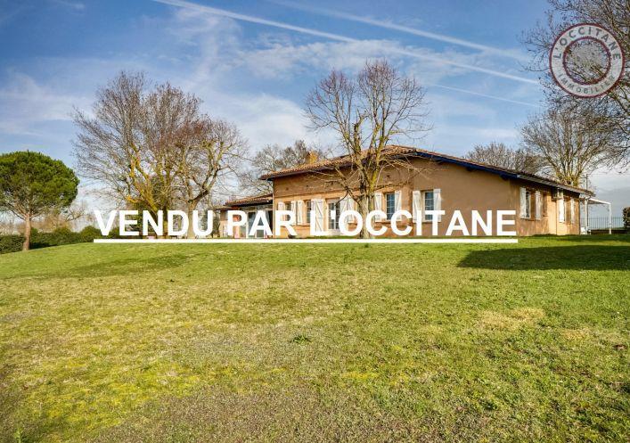 A vendre Maison de caractère L'isle-jourdain | Réf 320071595 - L'occitane immobilier