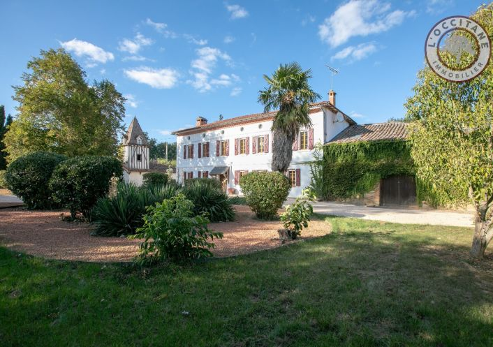 A vendre Maison de caract�re L'isle-jourdain | R�f 320071617 - Sia 31