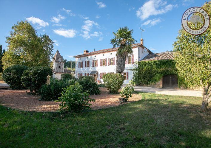 A vendre L'isle-jourdain 320071617 L'occitane immobilier