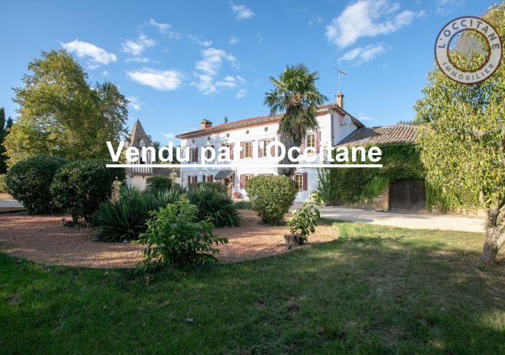 A vendre Maison de caractère L'isle-jourdain   Réf 320071617 - L'occitane immobilier
