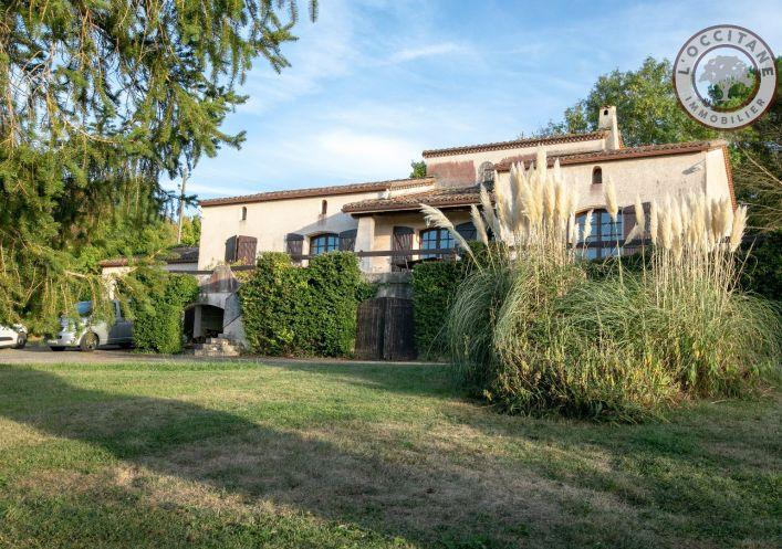 A vendre L'isle-jourdain 320071625 L'occitane immobilier
