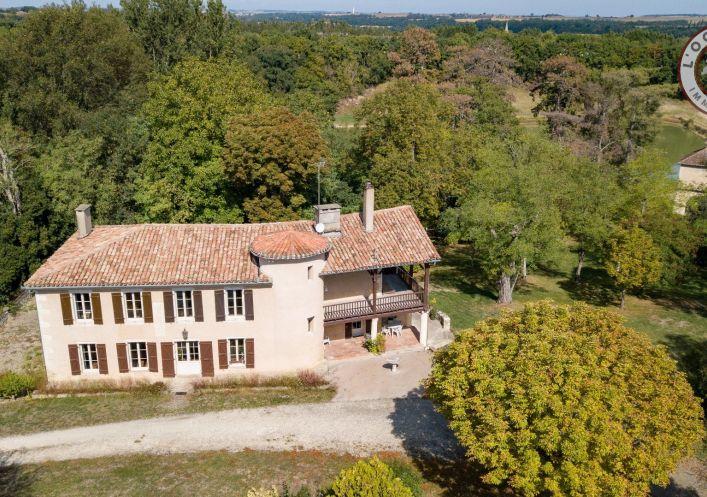 A vendre Mauvezin 320071626 L'occitane immobilier