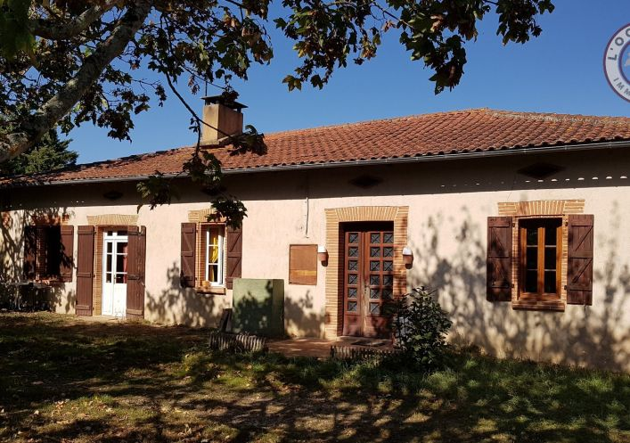 A vendre L'isle-jourdain 320071630 L'occitane immobilier