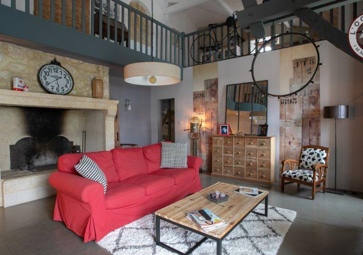 A vendre Maison de caractère Lectoure | Réf 320071663 - L'occitane immobilier