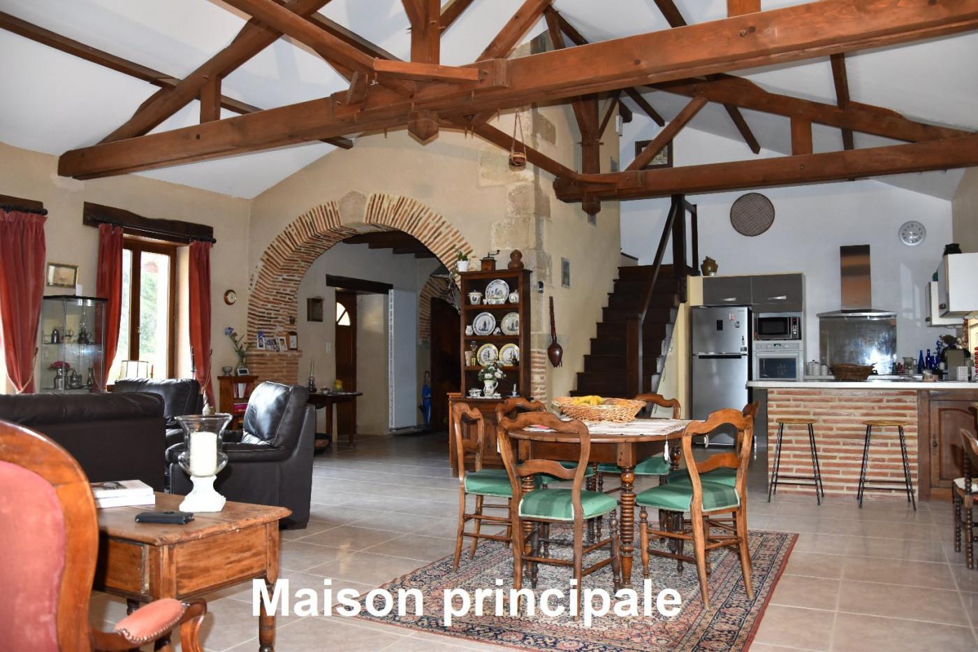 A vendre Auch 320071670 L'occitane immobilier
