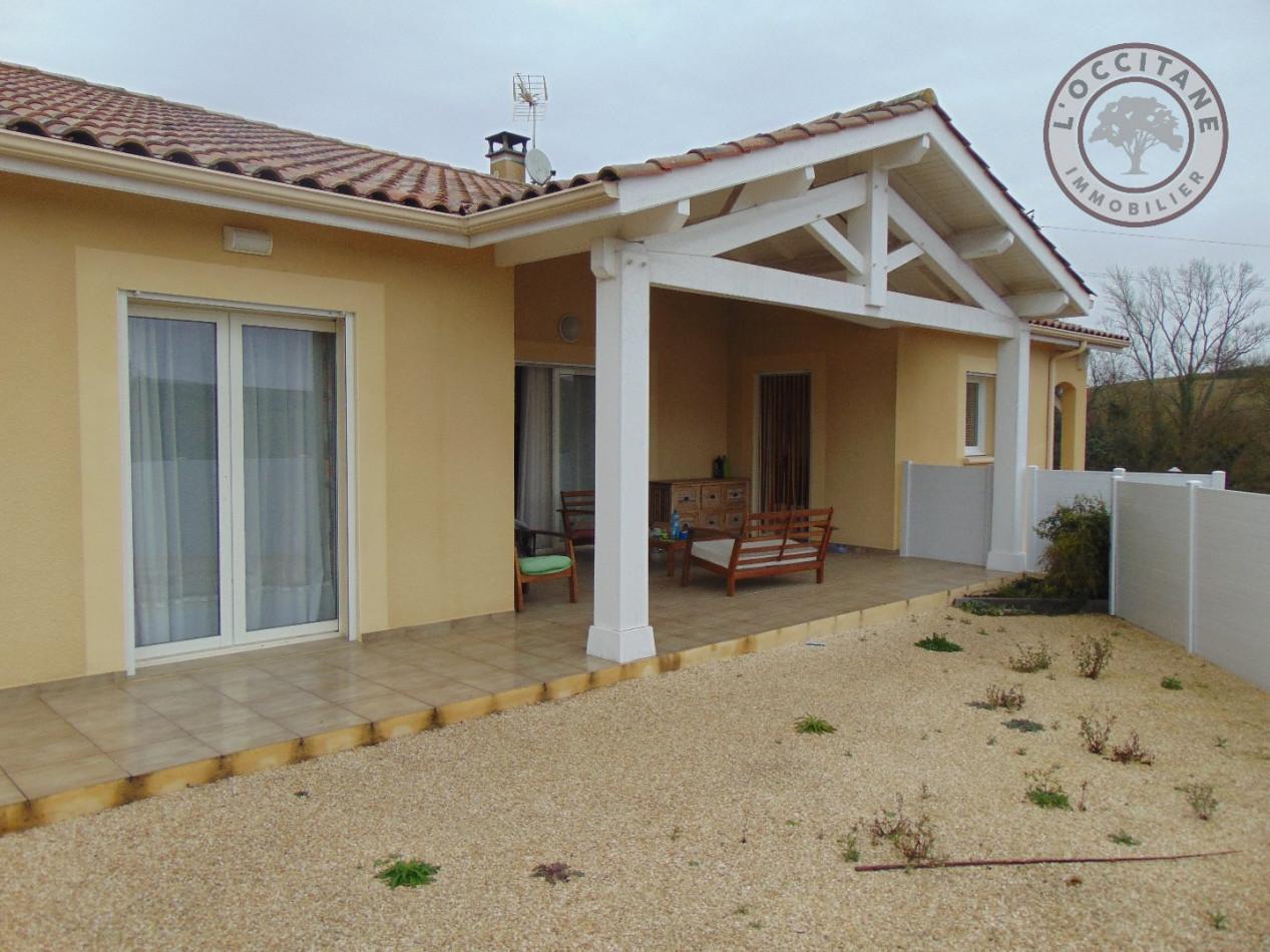 A vendre  Aubiet   Réf 320071680 - L'occitane immobilier