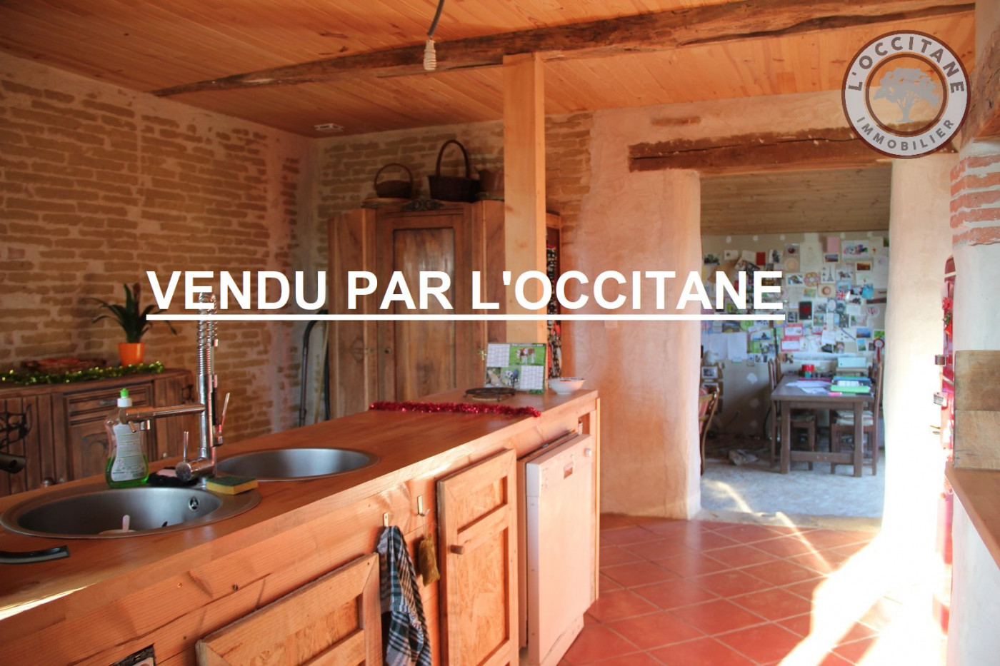 A vendre Samatan 320071690 L'occitane immobilier