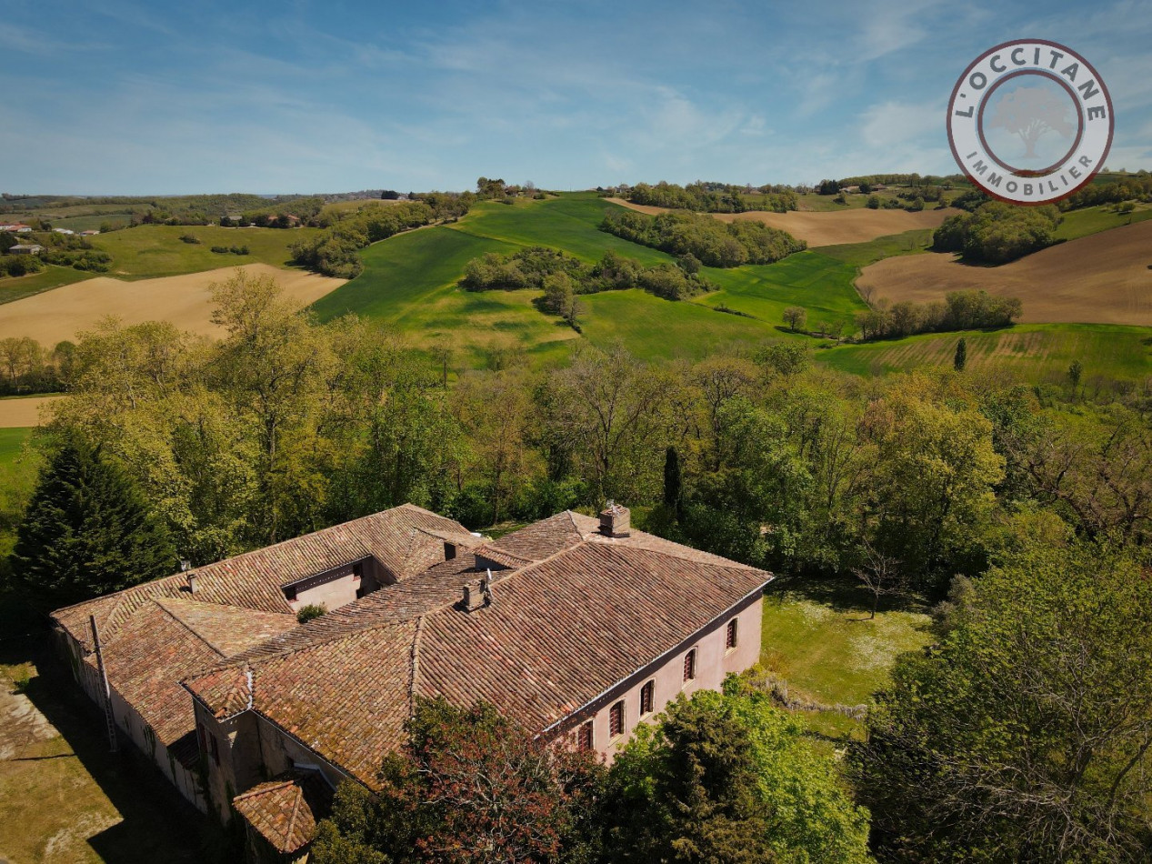 A vendre  Samatan | Réf 320071728 - L'occitane immobilier
