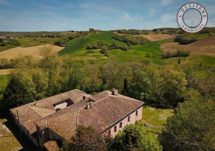 A vendre Château Samatan | Réf 320071728 - L'occitane immobilier