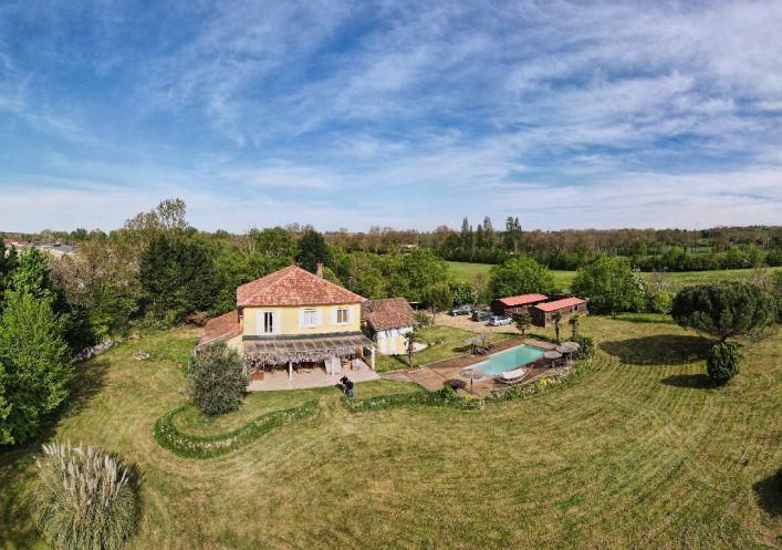 A vendre Maison de caractère Samatan | Réf 320071731 - L'occitane immobilier