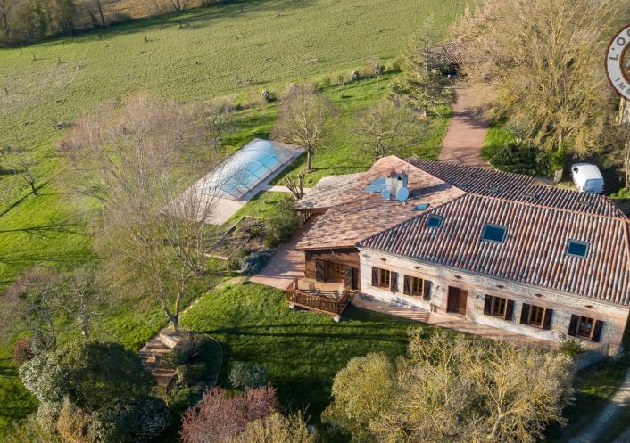 A vendre Maison L'isle-jourdain | R�f 320071766 - Sia 31