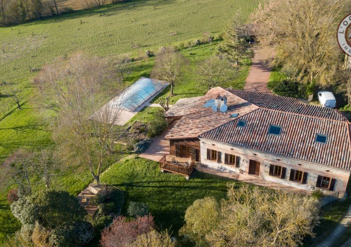 A vendre L'isle-jourdain 320071766 L'occitane immobilier
