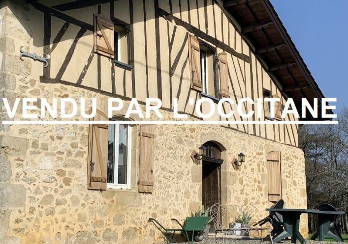 A vendre Maison de caractère Vic Fezensac | Réf 320071770 - L'occitane immobilier