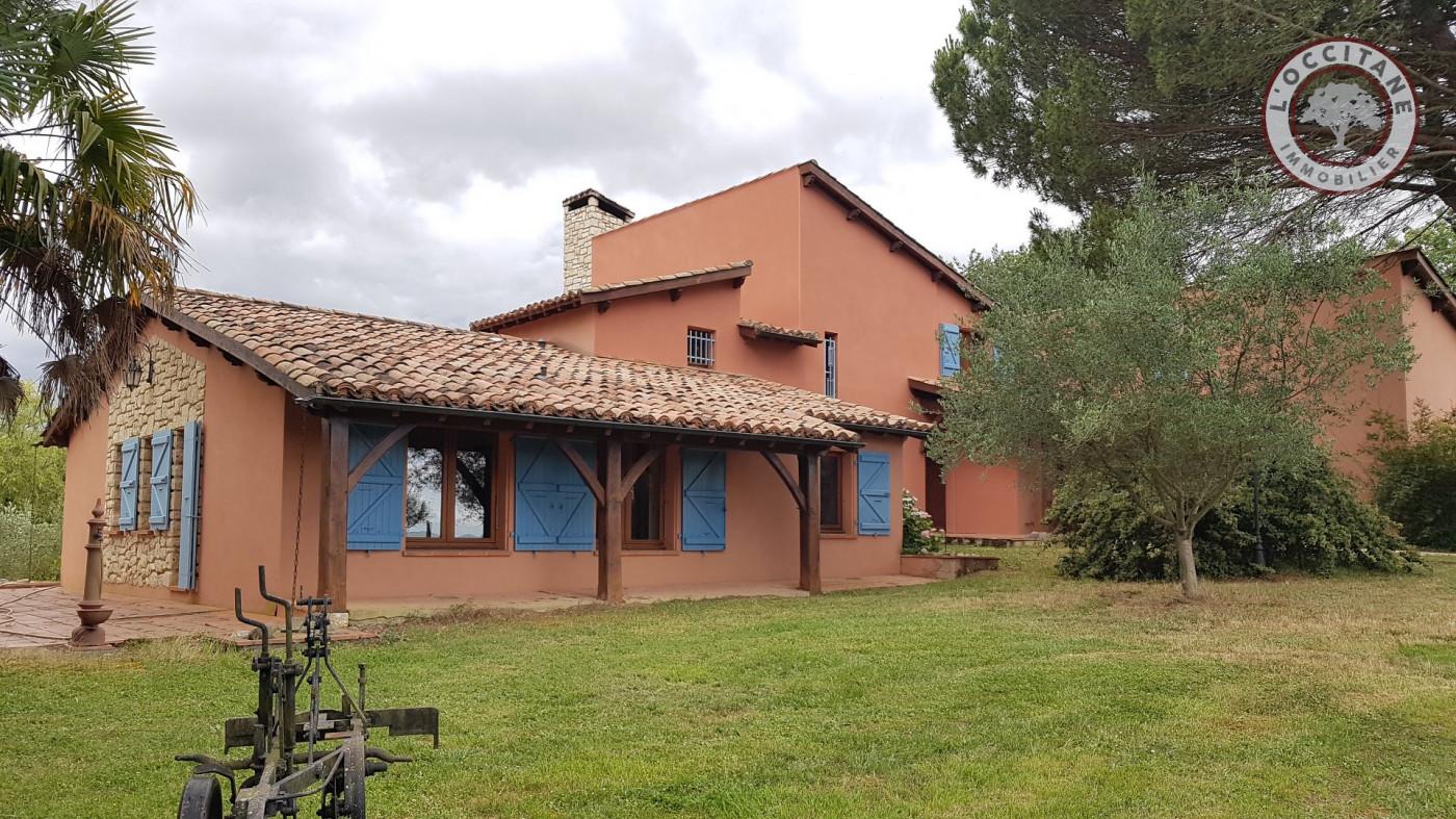 A vendre Gimont 320071792 L'occitane immobilier