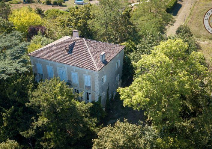 A vendre Maison de caractère Solomiac | Réf 320071803 - L'occitane immobilier