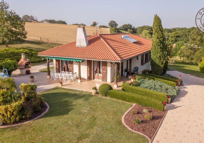 A vendre Maison Mauvezin | Réf 320071813 - L'occitane immobilier