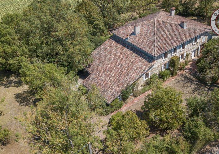 A vendre L'isle-jourdain 320071816 L'occitane immobilier