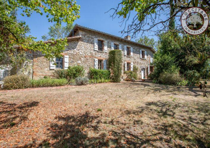 A vendre Maison de caractère L'isle-jourdain | Réf 320071816 - L'occitane immobilier