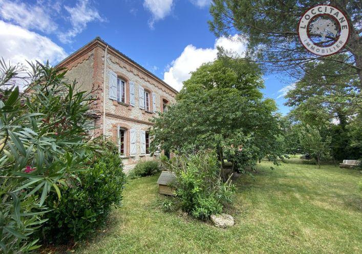 A vendre Maison bourgeoise L'isle-jourdain | Réf 320071853 - L'occitane immobilier