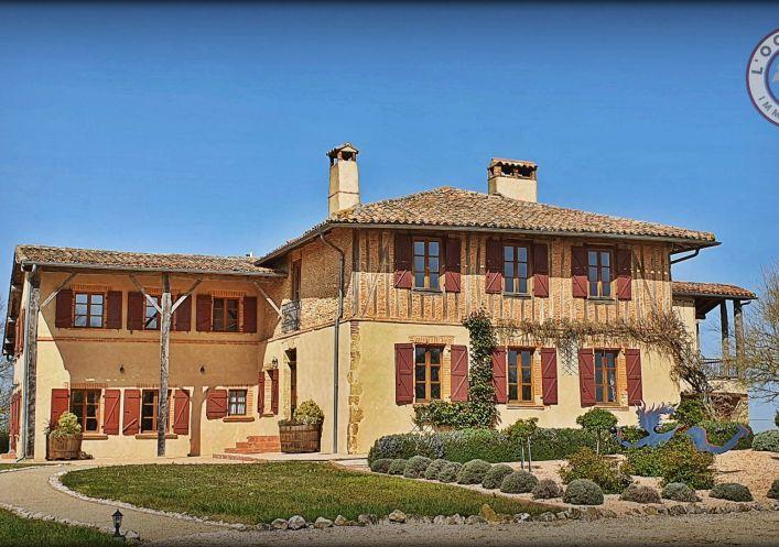 A vendre Maison de caractère Samatan | Réf 320071872 - L'occitane immobilier
