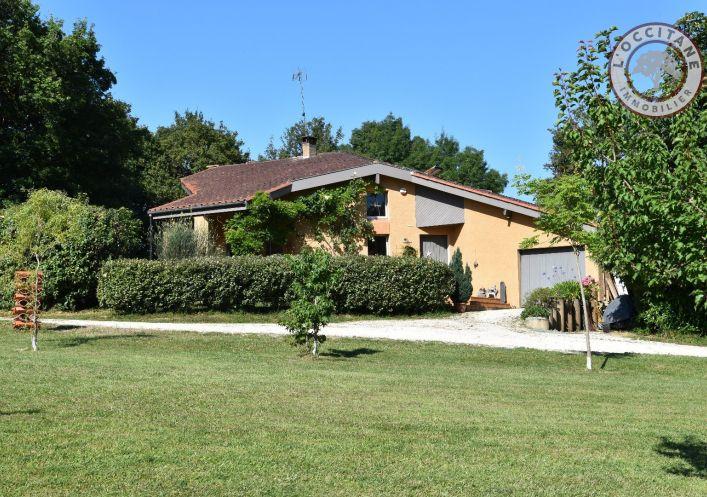 A vendre L'isle-jourdain 320071875 L'occitane immobilier