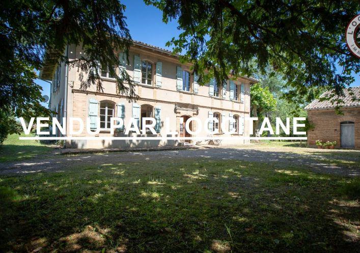 A vendre Maison bourgeoise L'isle-jourdain   Réf 320071876 - L'occitane immobilier