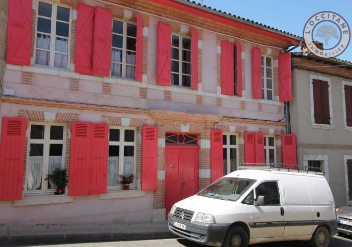 A vendre Maison de village Auch | Réf 320071896 - L'occitane immobilier