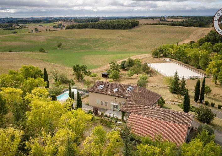 A vendre Maison de caractère Auch | Réf 320071926 - L'occitane immobilier