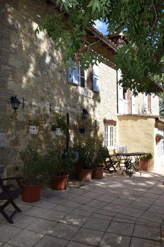 A vendre  Mauvezin   Réf 320071943 - L'occitane immobilier