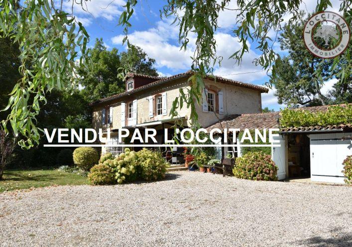 A vendre Maison de caractère Mauvezin | Réf 320071943 - L'occitane immobilier