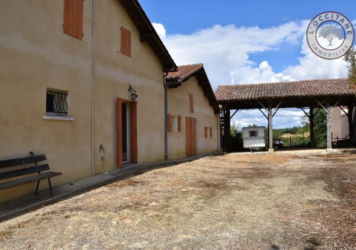 A vendre L'isle-jourdain 320071956 L'occitane immobilier