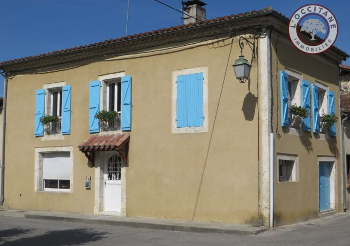 A vendre Maison de ville Mauvezin | R�f 320071986 - Sia 31