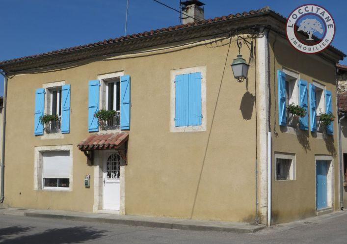 A vendre Maison de ville Mauvezin | Réf 320071986 - L'occitane immobilier