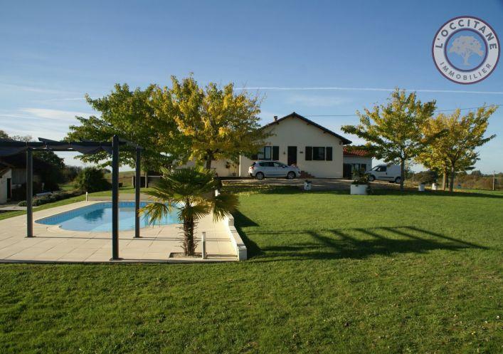 A vendre Maison de campagne Aignan | Réf 320072008 - L'occitane immobilier