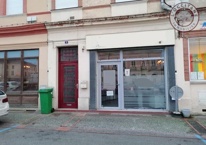 A louer Bureau L'isle-jourdain | Réf 320072052 - L'occitane immobilier