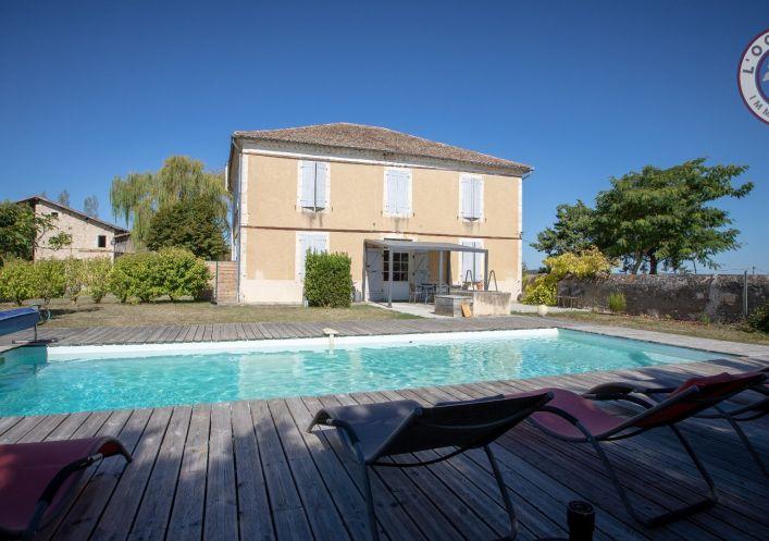 A vendre Maison de caractère Mauvezin | Réf 320072053 - L'occitane immobilier