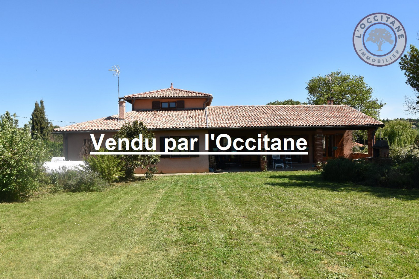 A vendre  L'isle-jourdain | Réf 320072056 - L'occitane immobilier