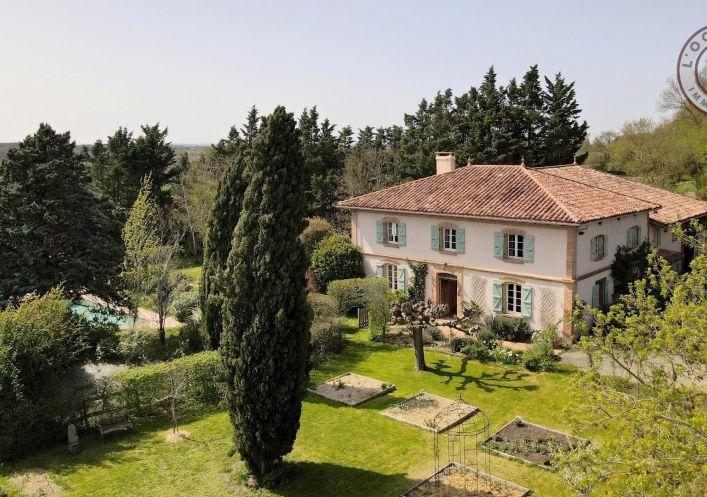 A vendre Maison de caractère L'isle-jourdain | Réf 320072057 - L'occitane immobilier