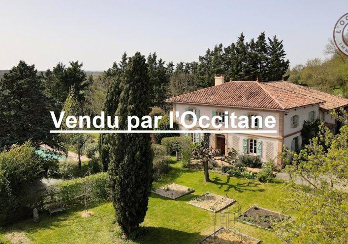 A vendre Maison de caractère L'isle-jourdain   Réf 320072057 - L'occitane immobilier