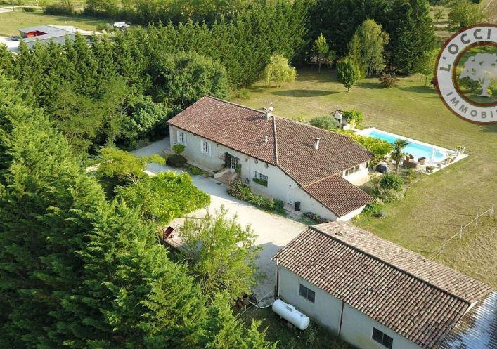 A vendre Maison Mauvezin | Réf 320072072 - L'occitane immobilier
