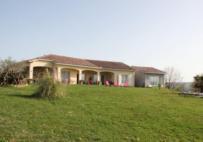 A vendre Maison contemporaine L'isle En Dodon   Réf 320072075 - L'occitane immobilier