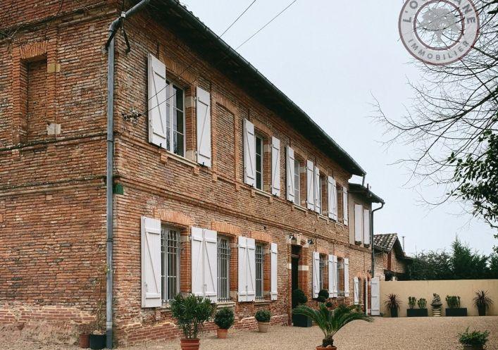 A vendre Maison toulousaine Castelmaurou | Réf 320072094 - L'occitane immobilier
