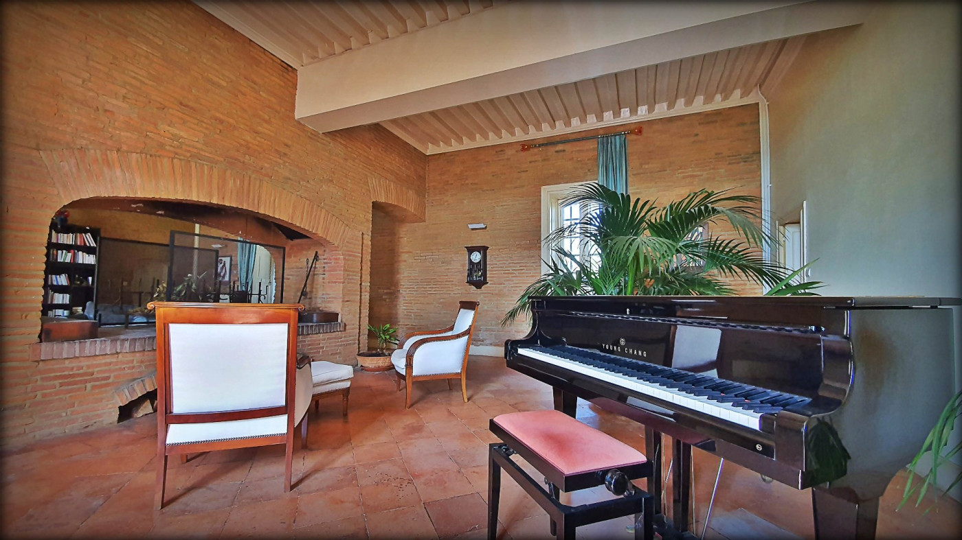 A vendre  Samatan | Réf 320072097 - L'occitane immobilier
